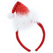 Fantasia Accessories Santa Hat Headband