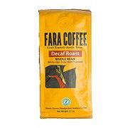 Fara Coffee Decaf Whole Bean Coffee