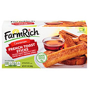 Farm Rich Cinnamon French Toast Sticks