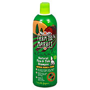 Farm To Market Natural Flea & Tick Shampoo
