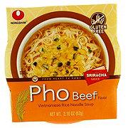 Farmer's Heart Nongshim Pho Beef Vietnamese Rice Noodle Soup