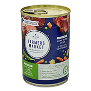 Farmers Market Grain Free Loaf with Lamb & Garden Vegetables Wet Dog Food