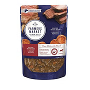 Farmers Market Recipe with Beef & Sweet Potato Wet Dog Food