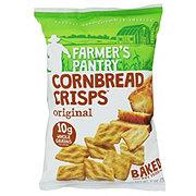 Farmers Pantry Cornbread Crisps Original