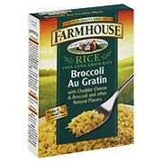 Farmhouse Brocoli Au Gratin Rice