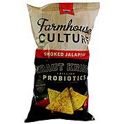 Farmhouse CuLure Farmhouse Culture Kraut Krisps Smoked Jalapeno
