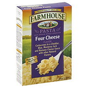 Farmhouse Four Cheese Pasta