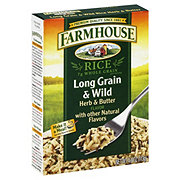 Farmhouse Long Grain & Wild Rice Herb & Butter