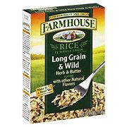 Farmhouse Long Grain & Wild Rice Herb & Butter