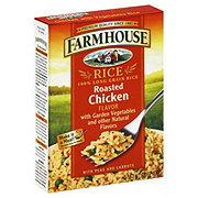 Farmhouse Rice Roasted Chicken Flavor with Garden Vegetables