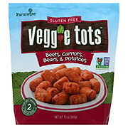 Farmwise Beets Carrots Bean Potatoes Veggie Tots
