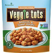 Farmwise Veggie Tots Broccoli & Sweet Potato