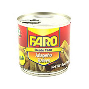 Faro Mild Jalapeno Halves