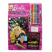 Fashion Angels Barbie Velvet Poster Collection