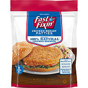 Fast Fixin Chicken Breast Patties