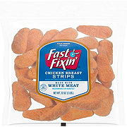 Fast Fixin Chicken Breast Strips
