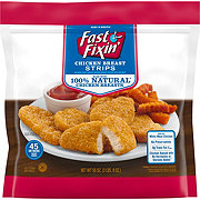 Fast Fixin Chicken Breast Strips Value Size