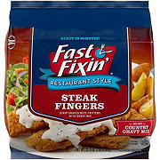 Fast Fixin Steak Fingers Includes Country Gravy Mix