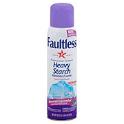 Faultless Fresh Lavender Scent Heavy Starch