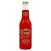 Faygo Faygo Redpop Soda Single