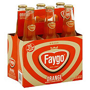 Faygo Orange Soda Six Pack