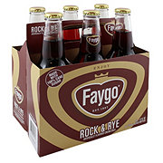 Faygo Rock & Rye Soda Six Pack