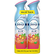 Febreze Air Gain Island Fresh Air Freshener Spray Value Pack
