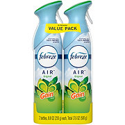 Febreze Air Gain Original Air Freshener Spray Value Pack