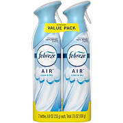 Febreze Air Linen & Sky Air Freshener Spray Value Pack