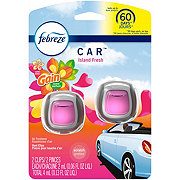 Febreze Car Gain Island Fresh Air Freshener Vent Clip