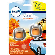 Febreze Car Hawaiian Aloha Air Freshener Vent Clips