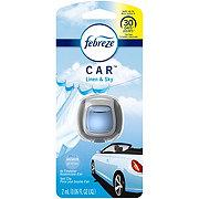 Febreze CAR Linen & Sky Vent Clips