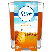 Febreze Fresh Fall Pumpkin Candle