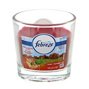 Febreze Fresh Pressed Apple Candle