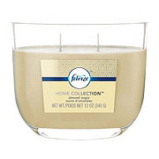 Febreze Home Collection Almond Sugar Dual Wick Candle