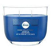 Febreze Home Collection Midnight Sail Dual Wick Candle