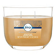 Febreze Home Collections Ambered Oud Dual Wick Candle