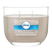 Febreze Home Collections Beach Wood Dual Wick Candle