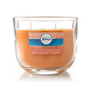 Febreze Home Collections Orange Mango Dual Wick Candle