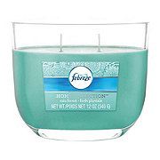 Febreze Home Collections Rain Forest Dual Wick Candle