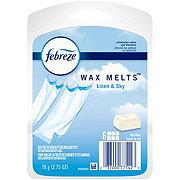 Febreze Linen & Sky Wax Melts