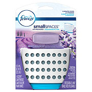 Febreze Small Spaces Mediterranean Lavender Air Freshener Starter Kit