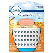 Febreze smallSPACES Fresh Fall Pumpkin Air Freshener Starter Kit