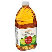 Feeding America 100% Apple Juice