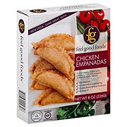 Feel Good Foods Chicken Empanadas