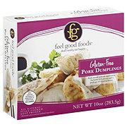 Feel Good Foods Gluten‑Free Pork Potstickers ‑ Shop Entrees