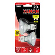 FEIT ELECTRIC 20W Xenon 120V Halogen Light Bulb