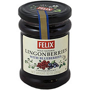 Felix Lingonberry & Blueberry Spread