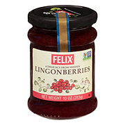 Felix Natural Lingonberries