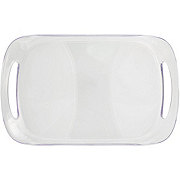 Felli Clear Acrylic Bandeau Serving Tray